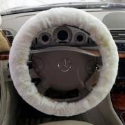 Меховые оплетки на руль
