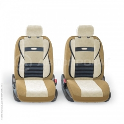 авточехлы ортопедические comfort combo CMB-1105 D.BE/L.BE (M)