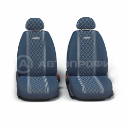 авточехлы классические gobelen GOB-1105 BL/ROMB (S)