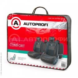 авточехлы ортопедические comfort combo CMB-1105 ANTHRACITE (M)