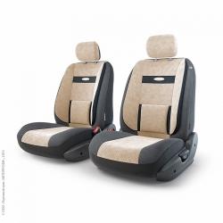 авточехлы трансформеры comfort передний ряд TRS/COM-001G BK/L.BE