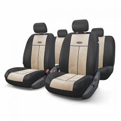 автомобильные чехлы tt TT-902V BK/L.BE