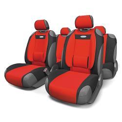 майки comfort COM-905T BK/RD