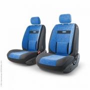 авточехлы трансформеры comfort передний ряд TRS/COM-001G BK/BL