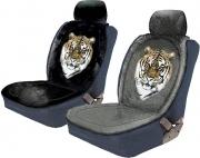 Накидка из искусственного меха (Тигр - серый)