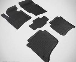 Комплект ковриков VOLKSWAGEN TOUAREG II (2010- ) с выс. бор