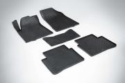 Комплект ковриков NISSAN TEANA II (2008-2014) , III (2014- ) с выс. бор