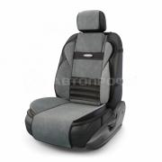 Накидка на сиденье MULTI COMFORT - велюр / серый