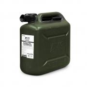 Канистра пластиковая AVS 10l (зеленая)