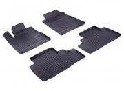 Комплект ковриков HONDA CR-V IV 2013- с выс. бор