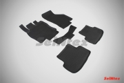 Комплект ковриков VOLKSWAGEN GOLF VII (2012- ) с выс. бор