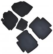Комплект ковриков TOYOTA RAV 4 IV (2012- ) с выс. бор