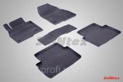 Комплект ковриков MAZDA 3 2013- с выс. бор