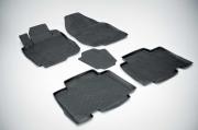 Комплект ковриков TOYOTA RAV 4 III (2008- ) L с выс. бор