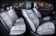 Комплект Накидок «BUSINESS PLUS» серый/серый/серый
