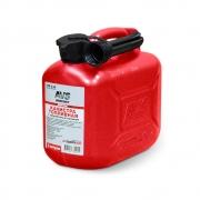 Канистра пластиковая AVS 5l (красная)