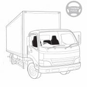 чехлы для сидений грузовиков GRU-001 Cyclone
