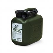 Канистра пластиковая AVS 5l (зеленая)